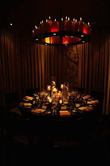 Zentan restaurant and dnv rooftop advice zentan for Table restaurant dc