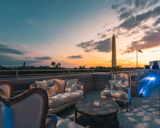 5th Floor Rooftop Terrace
