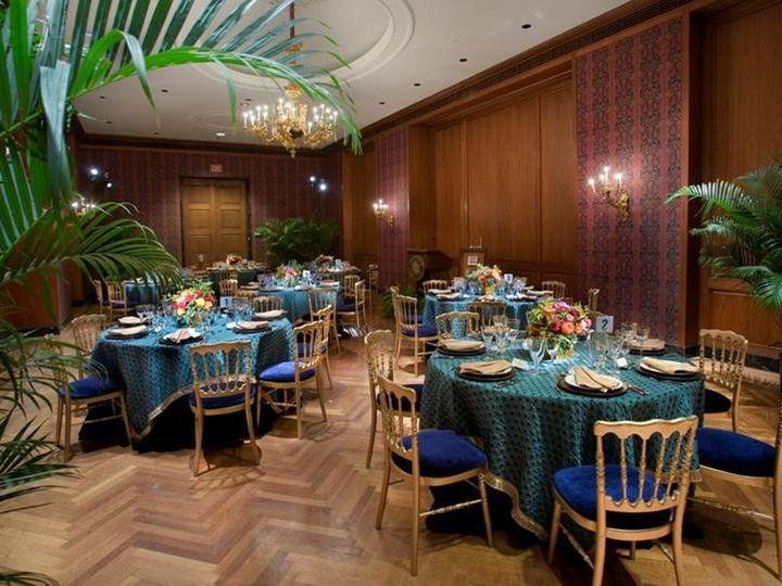 Tmx Dinner Blue 51 1137051 158523611097624 Washington, DC wedding venue