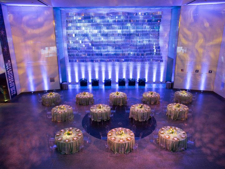 Tmx Dinner Flag Hall 5 51 1137051 158377520082598 Washington, DC wedding venue