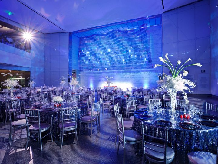 Tmx Dinner Flag Hall 51 1137051 158523623419417 Washington, DC wedding venue