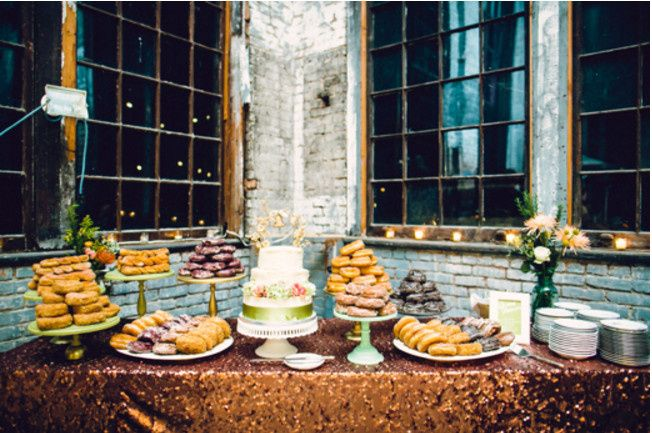 Tmx 1487795080801 Donut Dessert Display Rhinebeck, NY wedding officiant