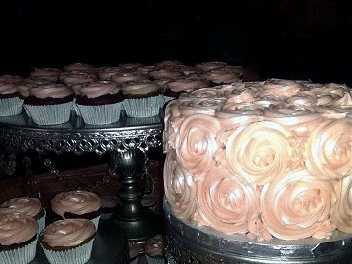 Tmx 1434218435955 110468524493191552190988664492943510292913n Fair Oaks, CA wedding cake