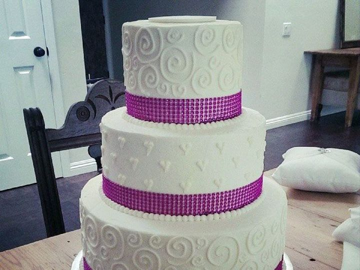 Tmx 1434218438286 11041717449319168552430770109180200256419n Fair Oaks, CA wedding cake
