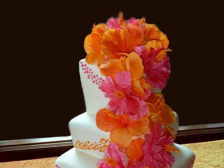 Tmx 1434218440435 11050655449319151885765732837959955001525n Fair Oaks, CA wedding cake