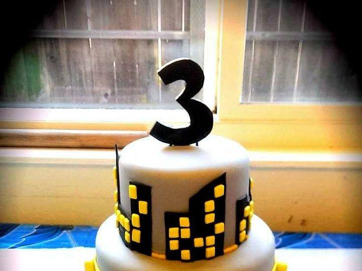 Tmx 1434218490744 109823904493185418858264014516336025959493n Fair Oaks, CA wedding cake