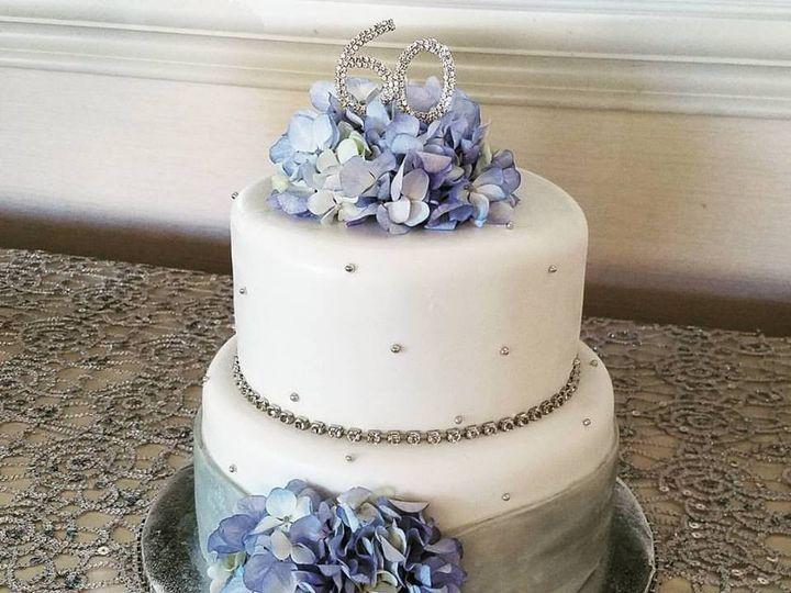 Tmx 1469310948662 60th Anniv Fair Oaks, CA wedding cake