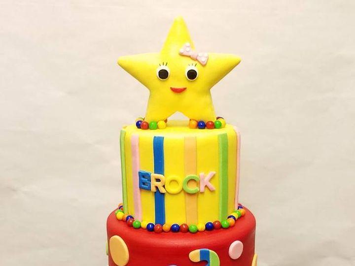Tmx 26166799 927501954067480 5723919462235162743 N 51 769051 V1 Fair Oaks, CA wedding cake