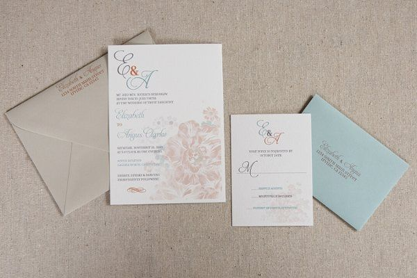 Harlow Signature Invitation Suite