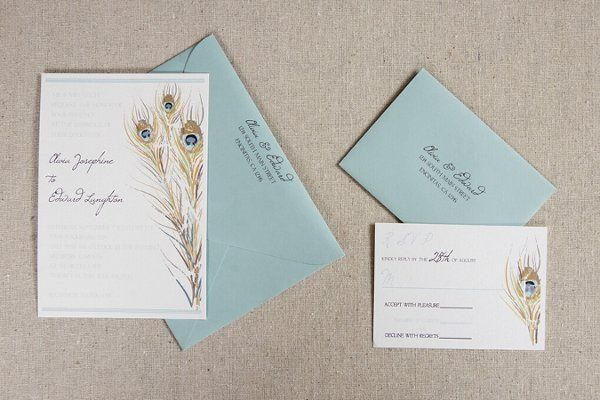 Hepburn Signature Invitation Suite