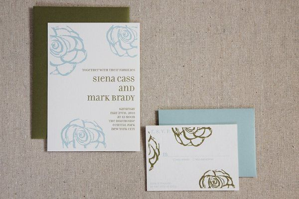 Bardot Signature Invitation Suite