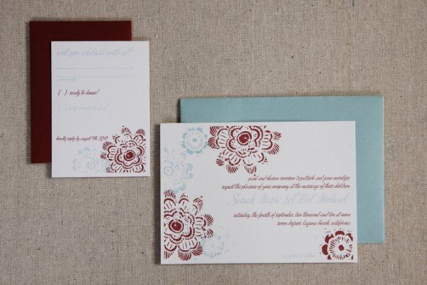 Monroe Signature Invitation Suite