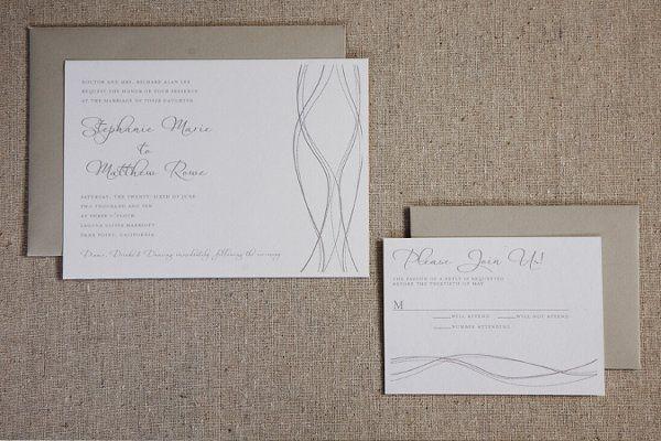 Loren Signature Invitation Suite
