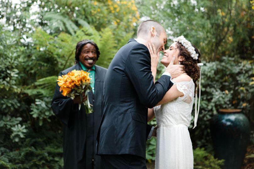 HMB garden wedding