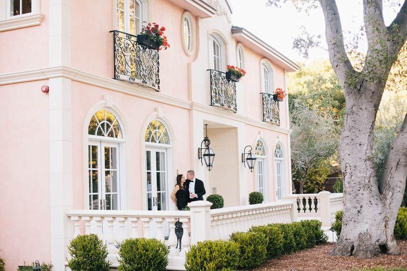 Atherton wedding