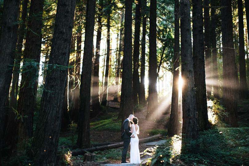 Berkeley botanical garden wedd