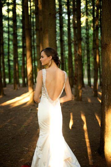 Woods Bride