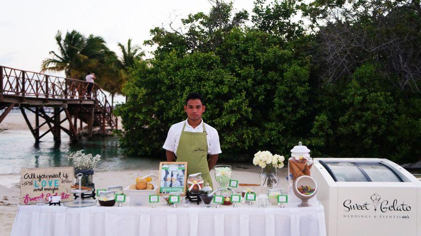 sweet gelato station cancun