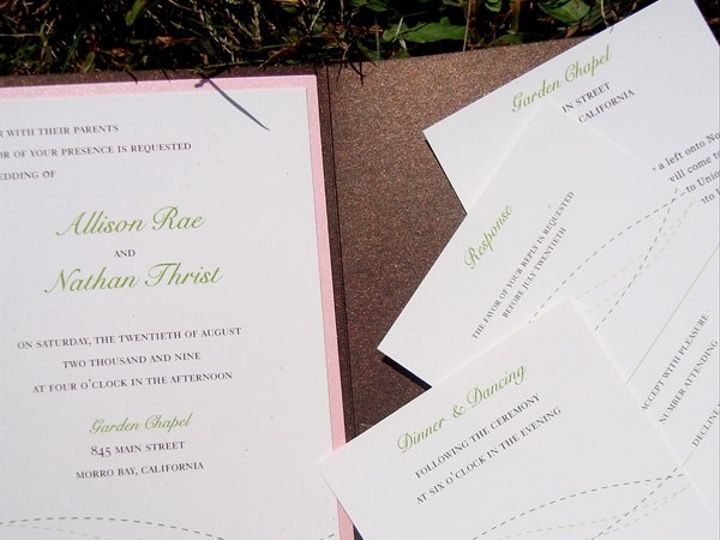 Tmx 1278705497178 A Flemington wedding invitation