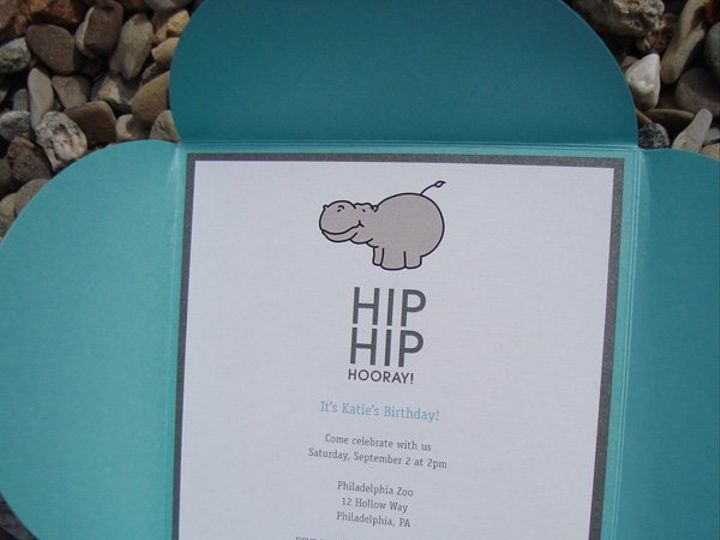 Tmx 1282788252173 Hippo Flemington wedding invitation