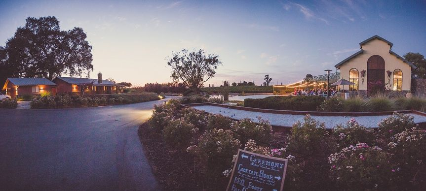 Vineyard guest house