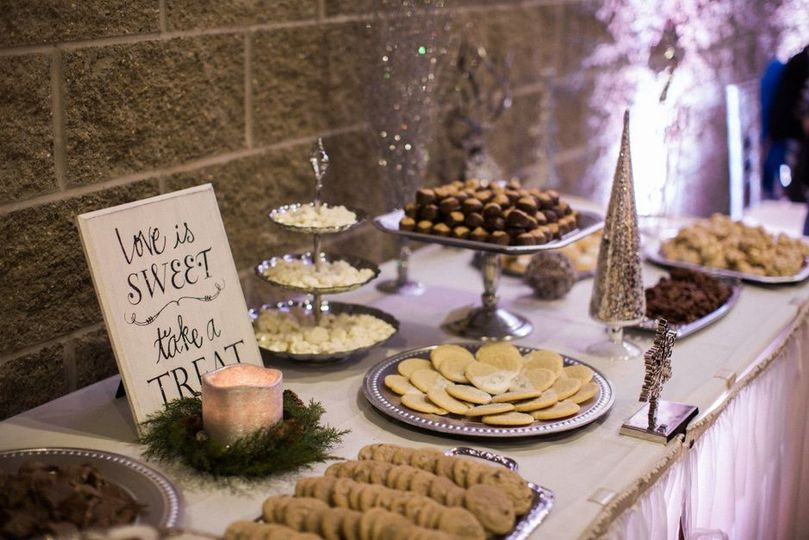 Dessert Table © Brooke Alaina Photography