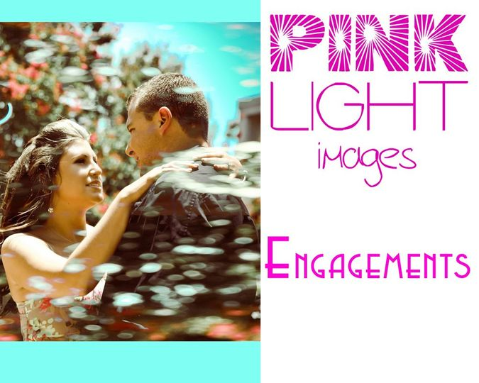 Pink Light Images Weddings