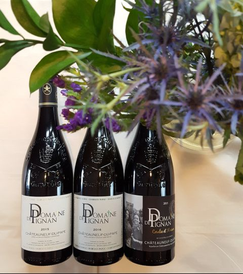 Chateauneuf-du-Papes
