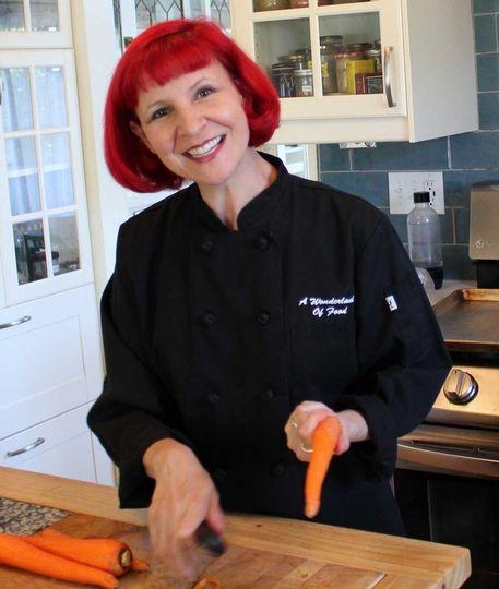 Chef Alison Wonderland Tucker