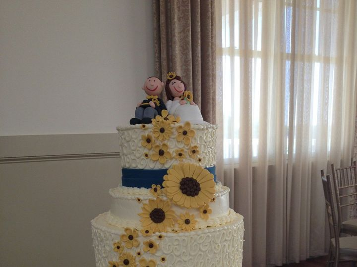 Tmx 1430272504463 1109 Dracut, Massachusetts wedding cake