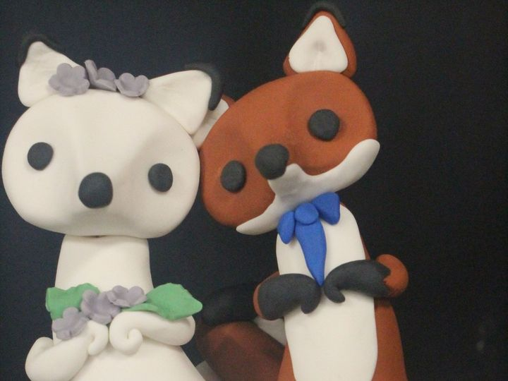 Tmx 1516217897 Bde6b013fb74533c 1516217894 A8dcb1227e02dbd6 1516217857684 12 Fantastic Mr Fox  Dracut, Massachusetts wedding cake