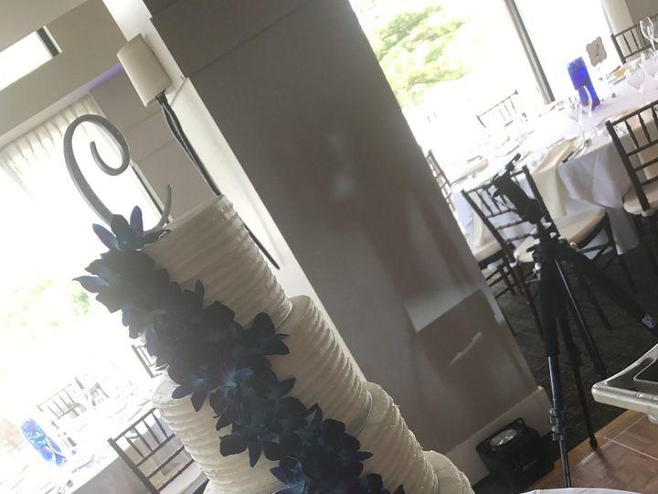 Tmx 1516217910 D3c410613e1c766f 1516217907 269ee68cc9401637 1516217857694 23 Orchid Texture Fr Dracut, Massachusetts wedding cake