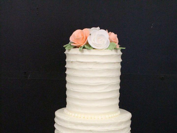 Tmx 1516217913 E2c9884f0caabce4 1516217909 Bc711c1b9ff482eb 1516217857697 28 Ribbon Texture Fr Dracut, Massachusetts wedding cake