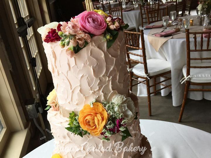 Tmx 1516217921 Dc88ee0ea751ccaa 1516217919 93d259e9573c8a71 1516217857699 33 Spackled Texture  Dracut, Massachusetts wedding cake