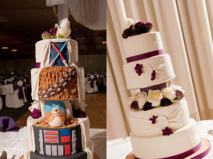 Tmx 1516217923 Cce0a04ec388d3dc 1516217919 4a429721ebe099b8 1516217857700 34 Star Wars Peek A  Dracut, Massachusetts wedding cake