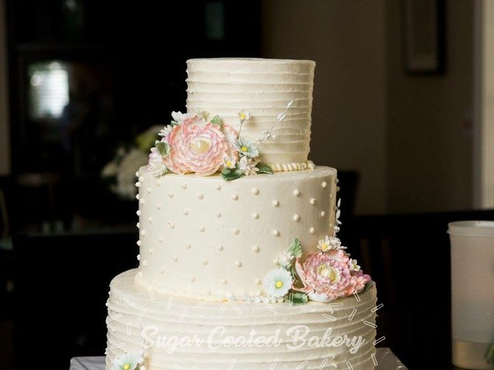 Tmx 1516217924 B7623565e879d97f 1516217922 7a920fe52ba39ac2 1516217857704 40 Texture Frosted F Dracut, Massachusetts wedding cake