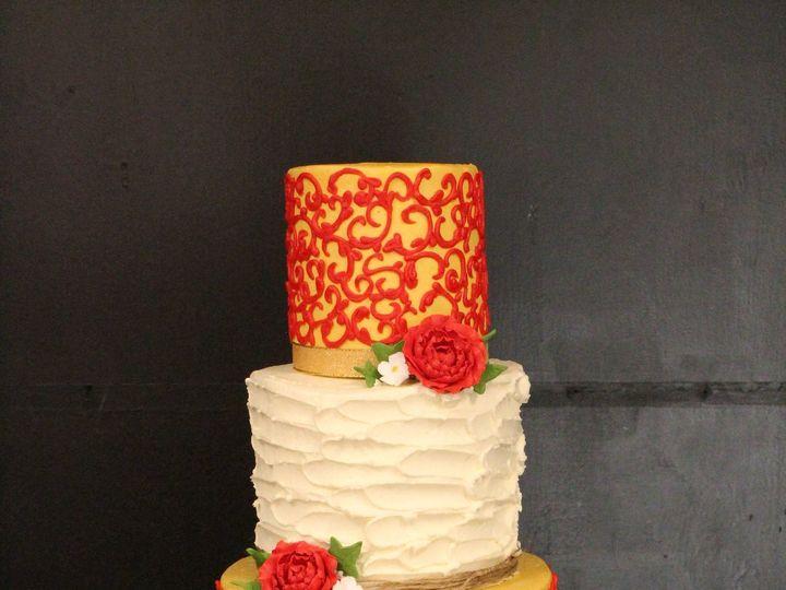 Tmx 1516217937 832b3cc6e8f146a0 1516217932 6fe6e4c0bdd748dc 1516217857704 41 Texture Frosted I Dracut, Massachusetts wedding cake