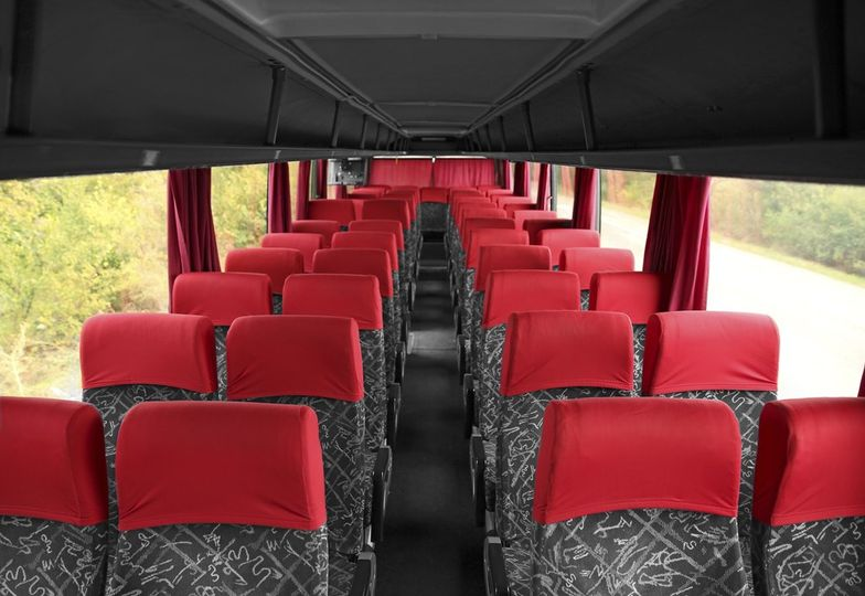 Plentiful seating for your group