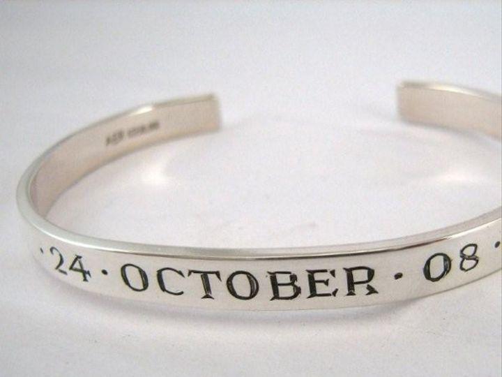 Tmx 1219586706918 Guardiancuffwedding Fort Washington wedding jewelry