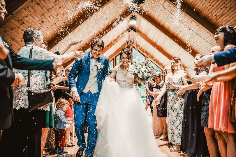 North Carolina micro-wedding