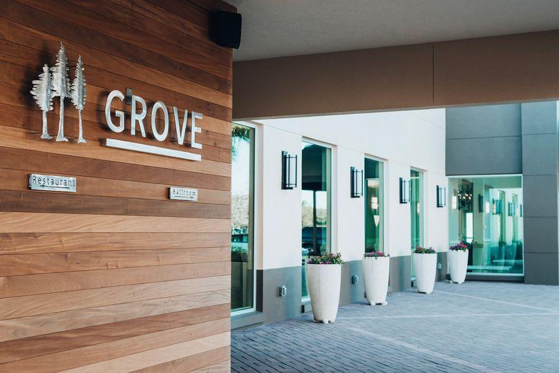 Grove Entry