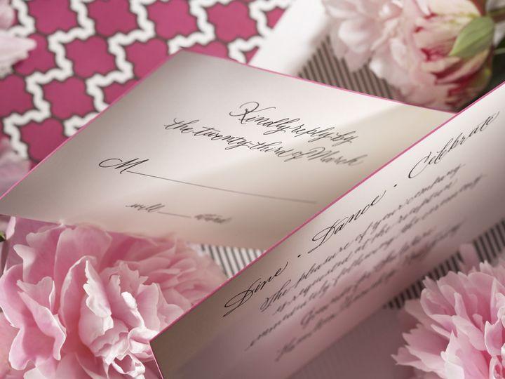 Tmx 1374503928449 Moxiedetail2 North Attleboro, MA wedding invitation