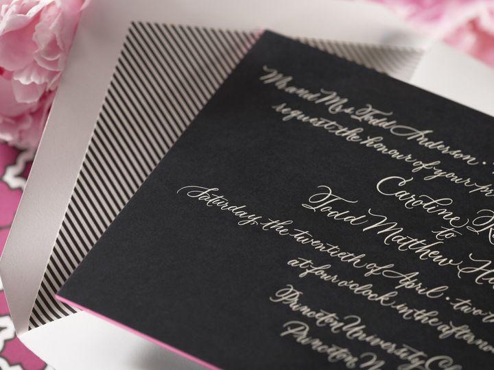 Tmx 1374504019221 Moxiedetail1 North Attleboro, MA wedding invitation