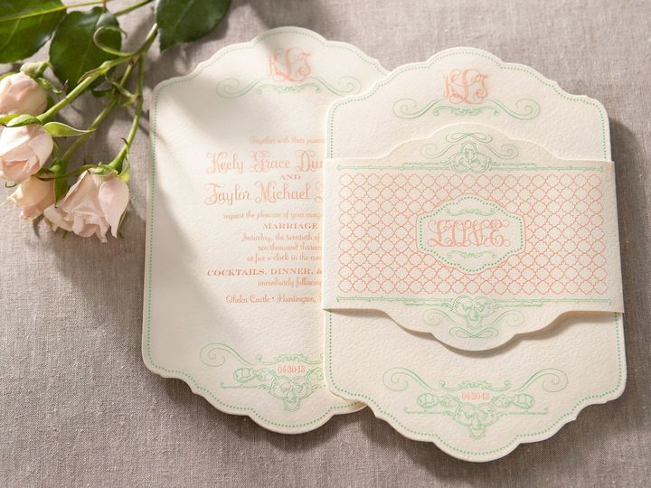 Tmx 1374505397021 Blissdetail1 North Attleboro, MA wedding invitation