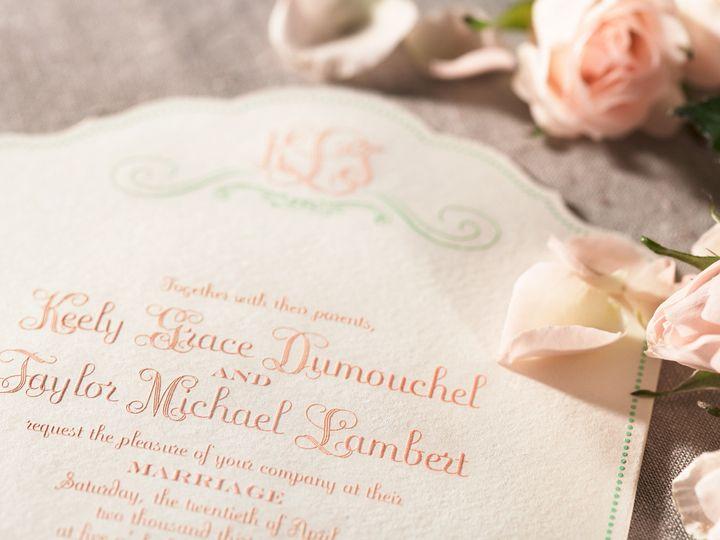 Tmx 1374505417406 Blissdetail4 North Attleboro, MA wedding invitation