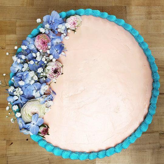 Inhouse Pastry Chef Cake!