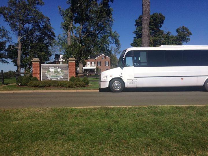 Tmx 1482873965776 Wedding Wire Bus 1 Warrenton wedding transportation