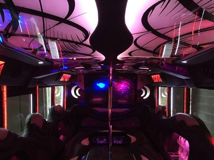 Tmx 1482934037778 Bus Interior 2 Warrenton wedding transportation