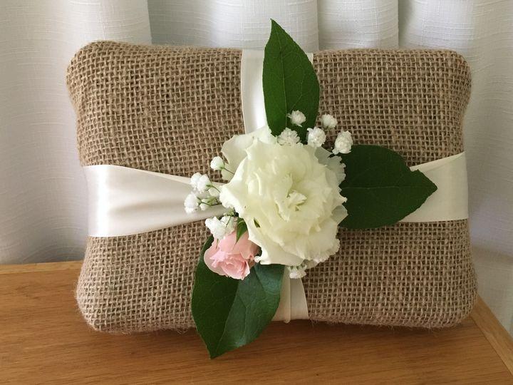 Pillow flowers