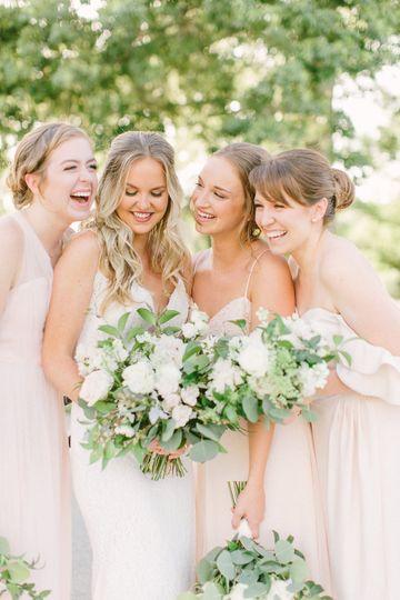 Bride tribe!